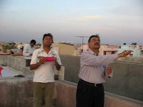 Sankrat - Kite Festival in Gujarat india
