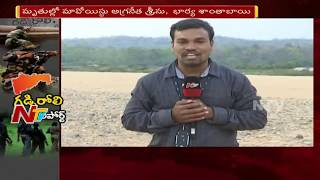 NTV Exclusive Ground Report On Gadchiroli Cross Firing || Visuals From Spot