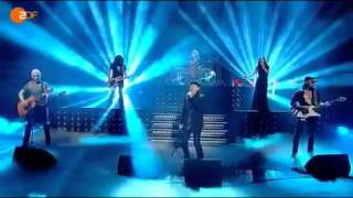 Scorpions feat  Tarja Turunen The Good Die Young Live By  quot;Wetten Dass    quot; www keepvid com