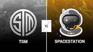 TSM vs Spacestation // Rainbow Six North American league 2021 - Stage 1 - Playday 4