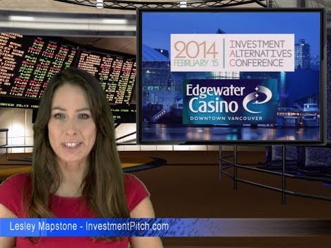 Investment Alternatives Conference Set for February 15, 2014 at Vancouver's Edgewater Casino