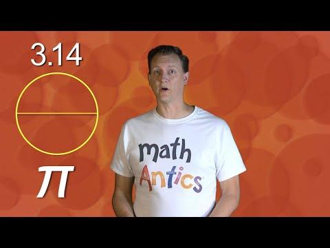 Math Antics - Circles, What Is PI?