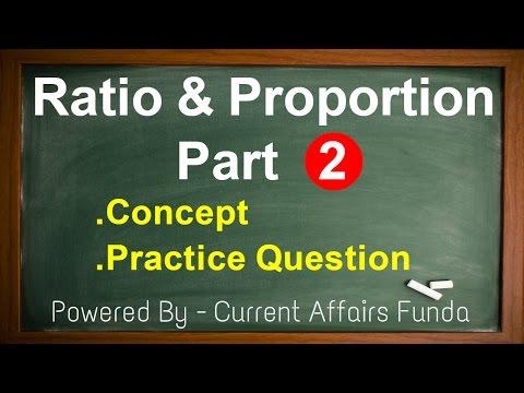 Ratio & Proportion Part 2 Detailed explanation (IBPS,SSC CGL,CSAT,SBI PO,Railway,NDA,PCS,MAT) thumbnail