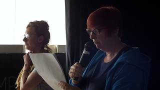 Sarah Haddow and Orla Nolan - Make a Move - Mental Health and Children Seminar - NIPS