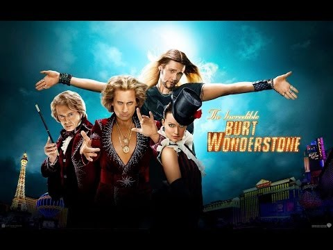 The Incredible Burt Wonderstone – 2013 – Jim Carrey & Steve Carell – Movie Trailer HD