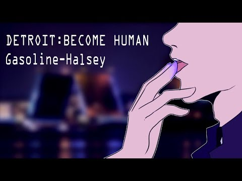 DETROIT: BECOME HUMAN//animation//Gasoline-Hasley