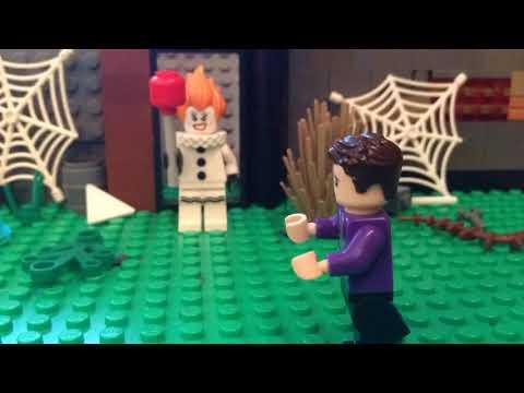 Лего-Оно моменты из фильма