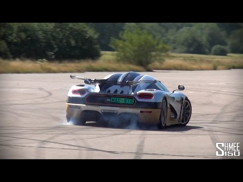 Koenigsegg One:1 - Exclusive First Look [Shmee's Adventures]