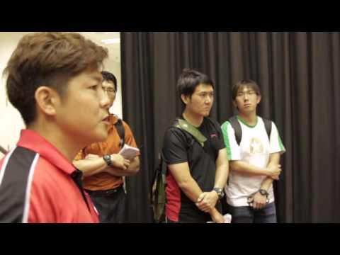 Building the foundation for Team Singapore's success
