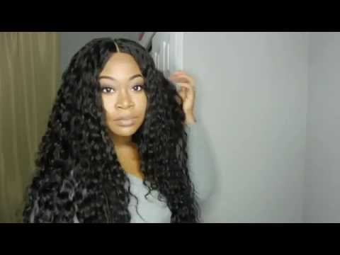 The BEST Aliexpress Hair   Indian Water-Wave Hair FINAL Review   VIP Beauty Hair