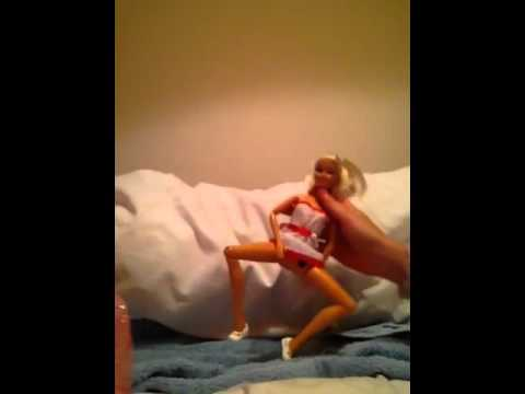 Barbies giving crazy birth 2 - YouTube