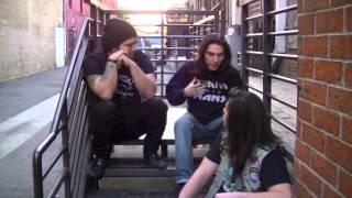 BONDED BY BLOOD interview Jessie & Carlos