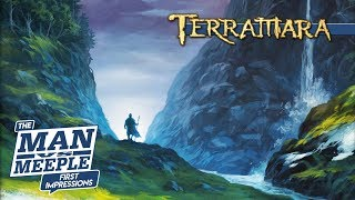 Terramara First Impressions by Man Vs Meeple (Quined Games)