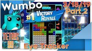 Tetris 99 Battle Royale - 15+ Win Streak - Wumbo 1025+ Wins