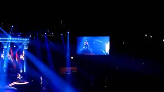 Kylie - Confide in Me, live Milan 08.03.2011