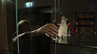 Prinzessin Monika im Laubacher Puppenstubenmuseum