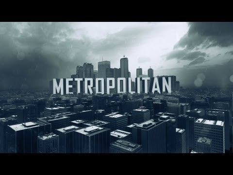Metropolitan: 3D City & Skyscraper Trailer