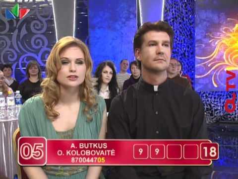 """Ona su Andriumi atliko """"Paryžiaus katedros"""" dainą, Eglė ir Tomas tapo iliuzionistais (12 laida)"""