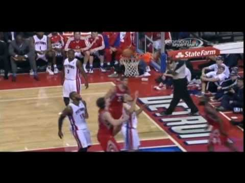 James Harden Houston Rockets Debut - 37 Points, 12 Assists
