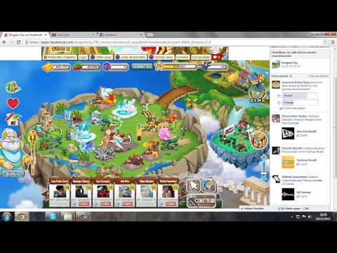 Dragon City Dragão Fogo Frio Como Criar Dragão Fogo Frio no