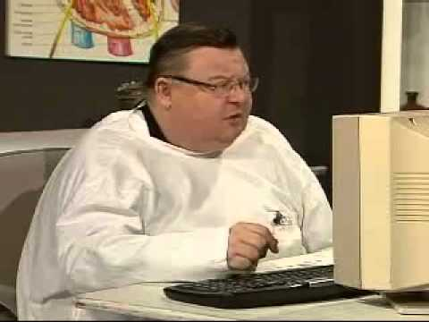 TV jaja - Wojciech Mann o Systemie Informatycznym PKW