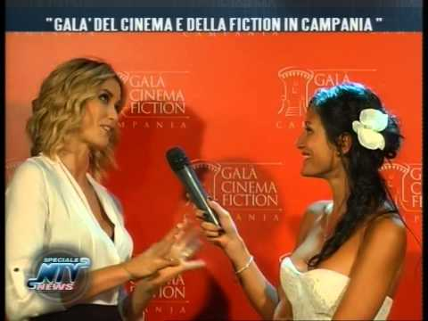 Galà del Cinema e della Fiction Elena Santarelli