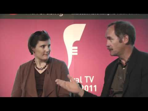 Festival TV: Jenny Ashmore and Bernhard Glock