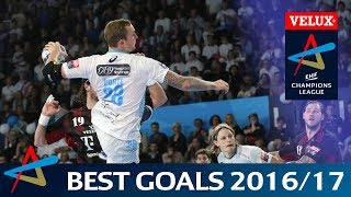 Top 30 goals of 2016/17 | VELUX EHF Champions League