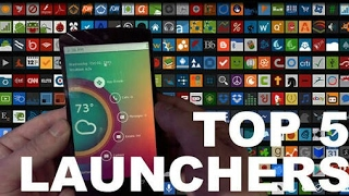 Top 5 Luncher April 2017!