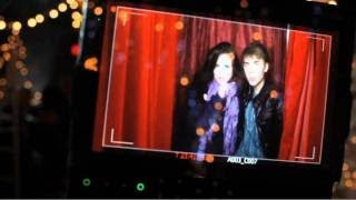 Under The Mistletoe Webisode - MISTLETOE in the Studio