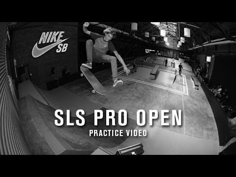 SLS Pro Open Day One Practice