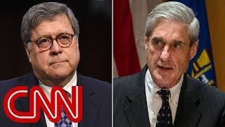 Trump startled by cozy Barr-Mueller relationship