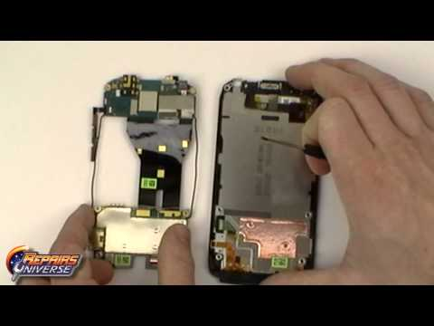 How To Fix A HTC Sensation Touch Screen
