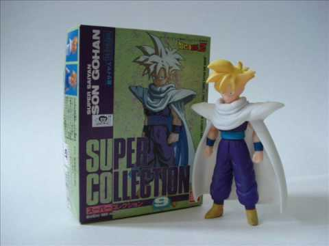 Dragonball Z Super Collection Vol9 SS Son Gohan Z  Video