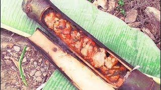 AFK #2: LỢN NƯỚNG ỐNG TRE | Game Thủ Nấu Ăn