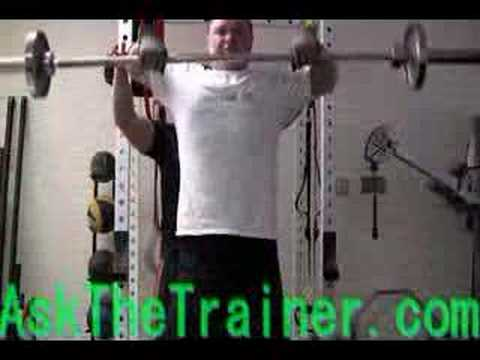 High Pulls Best Traps Exercise - Trapezious Olympic Lifting Image 1
