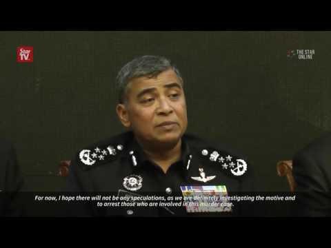IGP: Task force set up to probe murder of Miri PKR secretary Bill Kayong