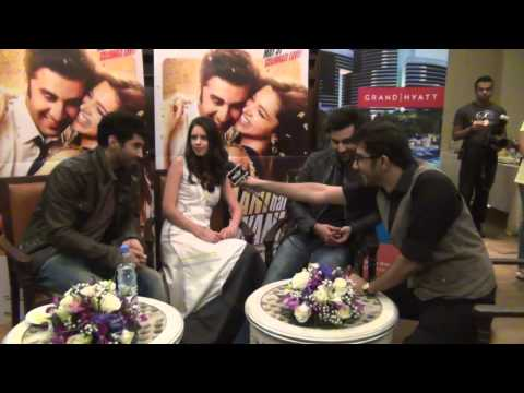 A fun interview with the cast of Yeh Jawaani Hai Deewani (ApniISP...