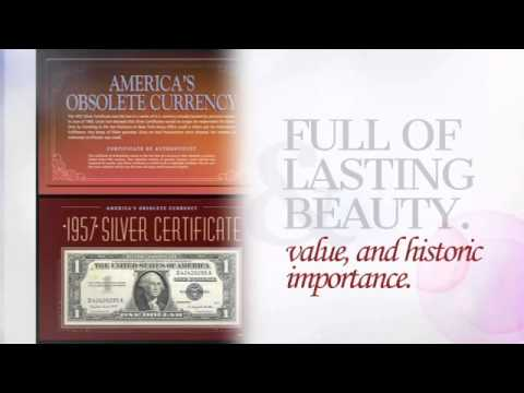 America's Obsolete Currency - 1957 Silver Certificate - americancointreasures.com