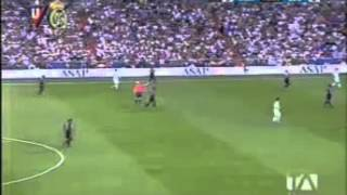 LIGA DE QUITO VS REAL MADRID PRIMER TIEMPO