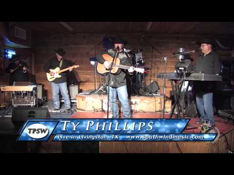 Ty Phillips & Southwind live in Livingston, TX 2