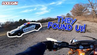 "Police Come to the Riding Spot | ""Do a Wheelie!"""