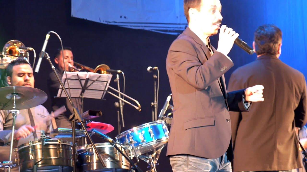 Lluvia - Eddie Santiago @ Salsa con Clase 3 - CC Maria Angola 2O12 ...