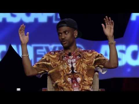 Big Sean on working with Kanye & Jay-Z - ASCAP EXPO