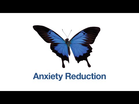 Self Hypnosis Anxiety Reduction video