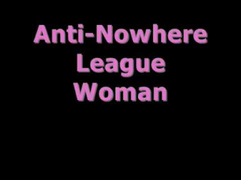 Anti-nowhere League - Woman