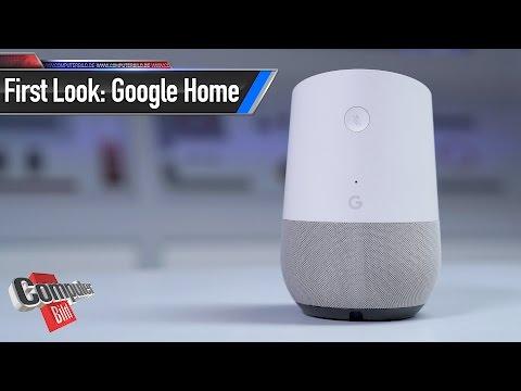 Google Home Im Check: Wie Macht Sich Das Wohnzimmer-Google?