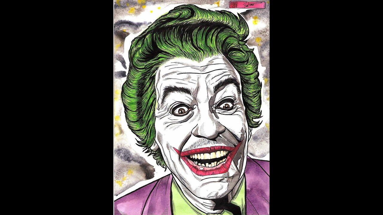 Cesar Romero The Joker is Wild The Joker Cesar Romero a