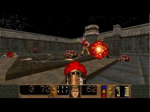 Doom 2 Epic 2 MAP 14 Orions Belt UV Fast