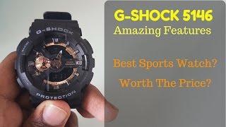 CASIO G-Shock Module 5146 & 5425 Black and Gold - Best G-Shock Watch?